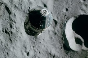 Man on moon Picture 10