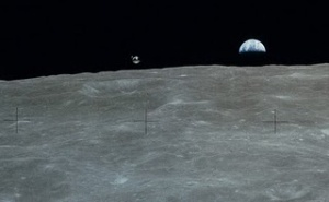 Man on moon Picture 9