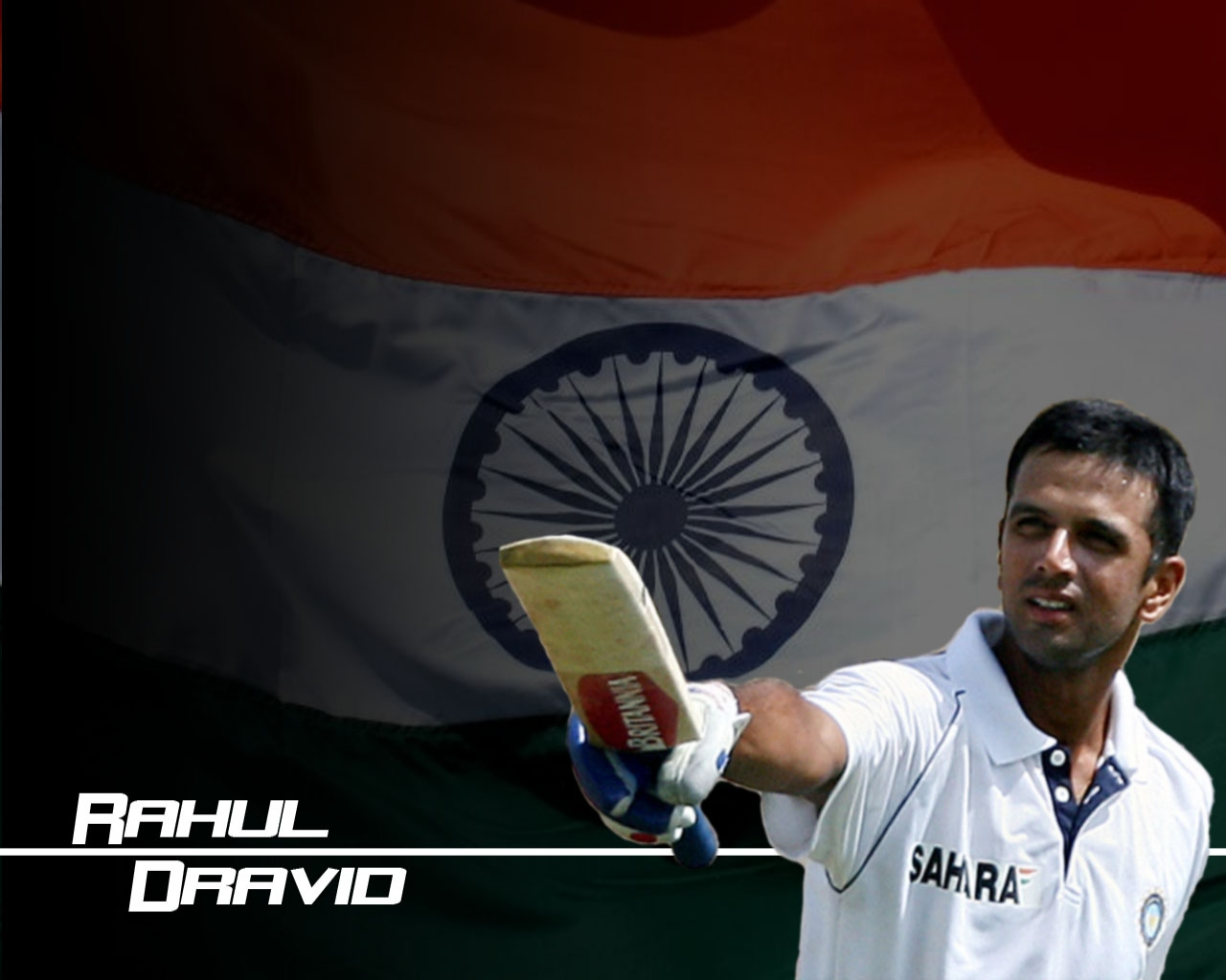 The Great Wall Of Indian Cricket-Short Bio